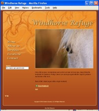 Windhorse Refuge Equine Assisted Therapy and Learning